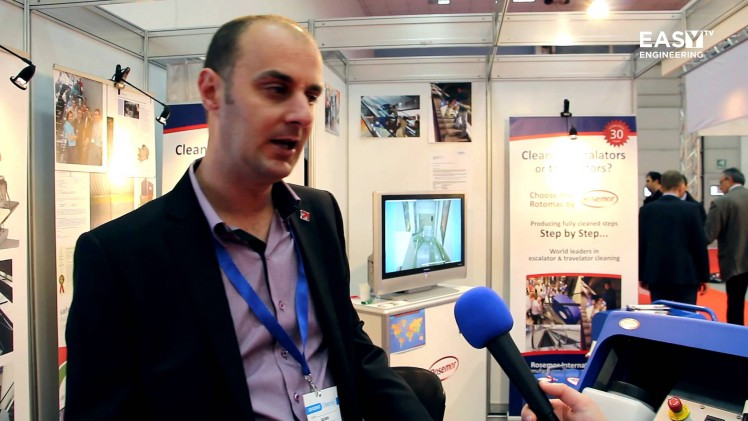 Rosemor International at Cleaning Show 2016