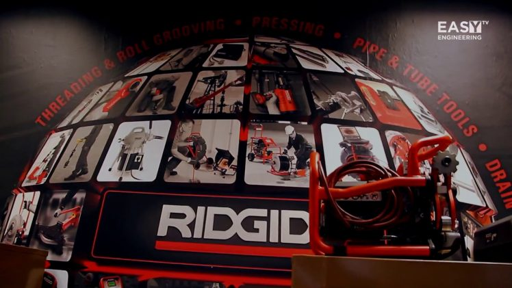 RIDGID Innovation Center event in Cluj