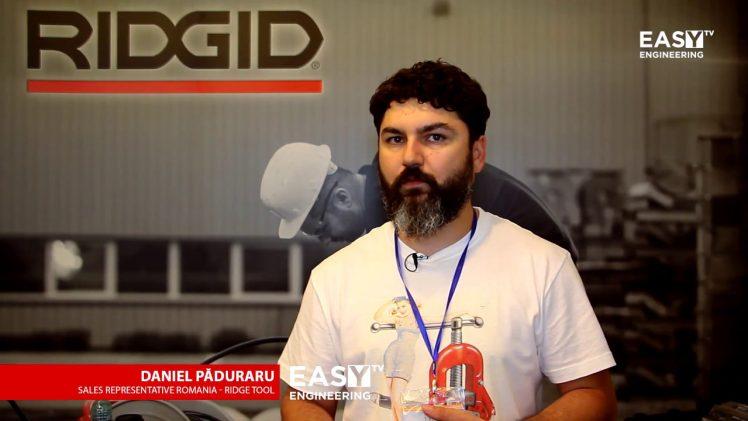 Solutiile RIDGID prezente la EXPO APA