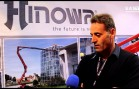 HINOWA at Cleaning Show 2016