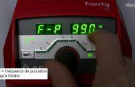 TransSteel 2200 – Handling & device properties